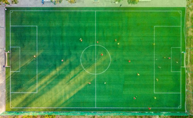 5 a side pitch
