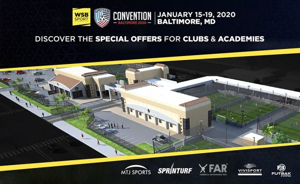 WSBSPORT AT UNITED SOCCER COACHES CONVENTION 2020